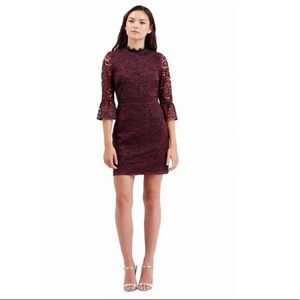 Topshop | Lace Dress